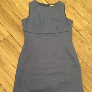 Amanda Smith Blue Sheath Dress